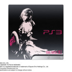 FINAL FANTASY XIII-2仕様の限定PS3が発売決定!