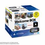 「PlayStation Vita Wi-Fiモデル Welcome BOX」発売決定!