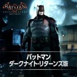 PS4『バットマン:アーカム・ナイト』新たなDLCとしてスキン2種類の配信開始!