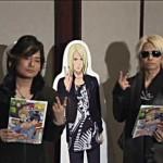 HYDE、声優初挑戦!TVアニメ『バクマン。』に本人役で登場!