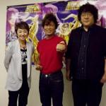小宇宙(コスモ)を燃やせ!劇場版5作品を収録した「聖闘士星矢 THE MOVIE Blu-ray BOX 1987~2004」発売決定!