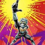 でーじ超ヤバイ!沖縄のヒーローマブヤー!「週刊少年チャンピオン」でコミック連載が決定!