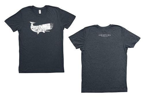 『白鯨との闘い』Tシャツ