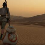 『スター・ウォーズ/フォースの覚醒』おねだりが可愛すぎる!BB-8とレイの出会いシーン解禁!