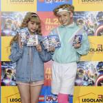 ぺこ&りゅうちぇる登壇!『レゴ®マーベル アベンジャーズ』発売記念イベント