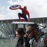 『シビル・ウォー/キャプテン・アメリカ』スパイダーマンの空飛ぶアクションシーン映像解禁!