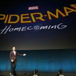 スパイダーマン新シリーズ『SPIDER-MAN: Homecoming』(原題)が2017年夏に日本公開決定!