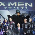 松平健『X-MEN:アポカリプス』公開アフレコに神輿で降臨!