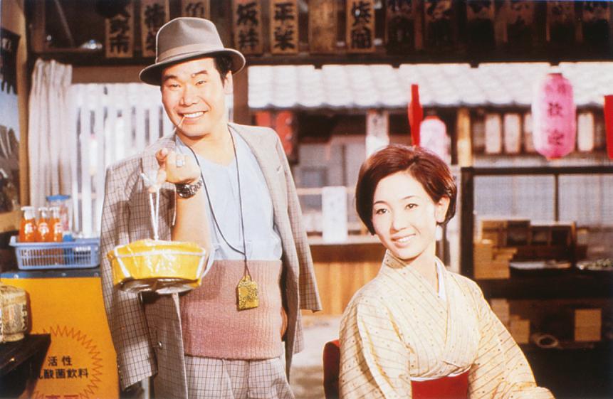 男はつらいよ (C)1969 松竹株式会社