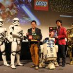 『LEGO®スター・ウォーズ/フォースの覚醒』ついに明日発売!スピードワゴンも興味津々?