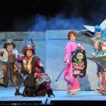 シネマ歌舞伎『スーパー歌舞伎Ⅱ ワンピース』10月22日公開!歌舞伎風の衣裳、小道具にも要注目!