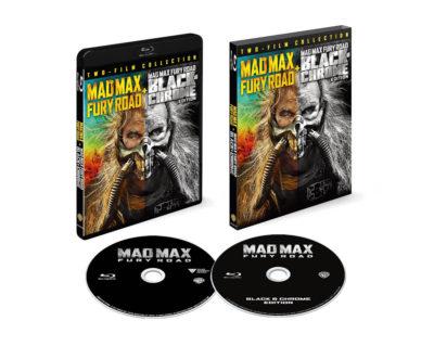 マッドマックス-怒りのデス・ロード-<ブラック&クローム>エディション