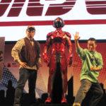 『破裏拳ポリマー』復活記念トークショー@東京コミコン イベントレポート