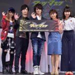 第3クール突入のアニメ『タイガーマスクW』イベントに八代、梅原、三森らキャスト登場!1500名でガヤ公開収録!