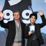 『ダンケルク』監督来日記者会見で岩田剛典がクリストファー・ノーランと対面!