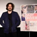 エドガー・ライト監督『ベイビー・ドライバー』秘話を語る 「日本で映画をぜひ作りたい」