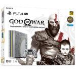 数量限定『PS4 Pro ゴッド・オブ・ウォー リミテッドエディション』4月20日発売決定!