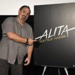 『アリータ:バトル・エンジェル』ジェームズ・キャメロンの製作パートナー、ジョン・ランドーがプレゼンを実施