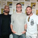 『ヴェノム』主演トム・ハーディがコミコンに登場!スパイダーマンとの対決に「受けて立つ!」
