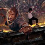 『スカイスクレイパー』超高層ビルの超危険アクションを体験できる特設ブース登場!