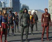DCTVシリーズから総勢10名を超えるヒーローが垣根を越えるクロスオーバーエピソード『インベージョン!最強ヒーロー外伝』がリリース決定!